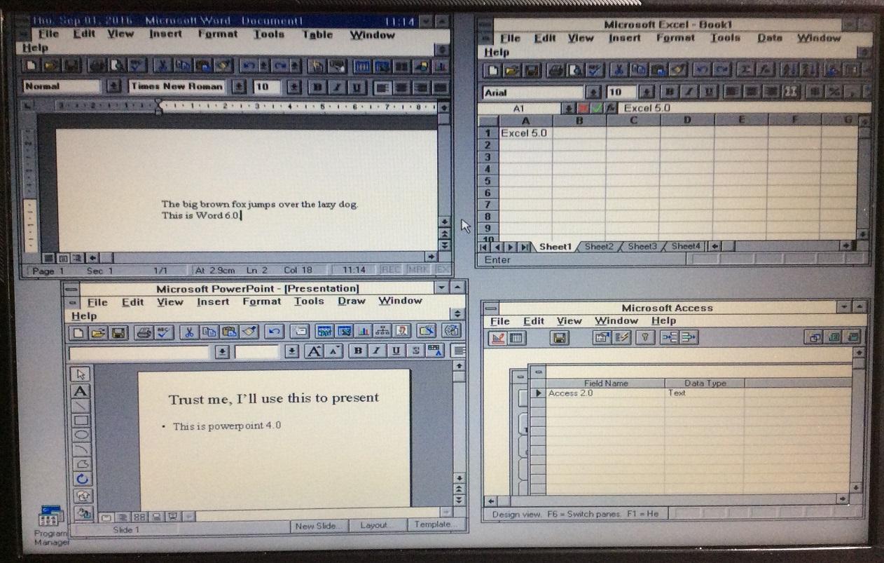 VERSION 3.0 W// MICROSOFT WINDOWS 3.1 NEW GATEWAY 2000 SYSTEM CD